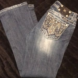 Miss Me Midrise Boot Jeans